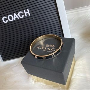 NEW COACH BANGLES AUTHENTIC